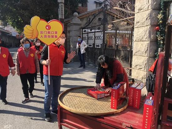 鯉城區:提升志愿服務水平 當好古城守護者